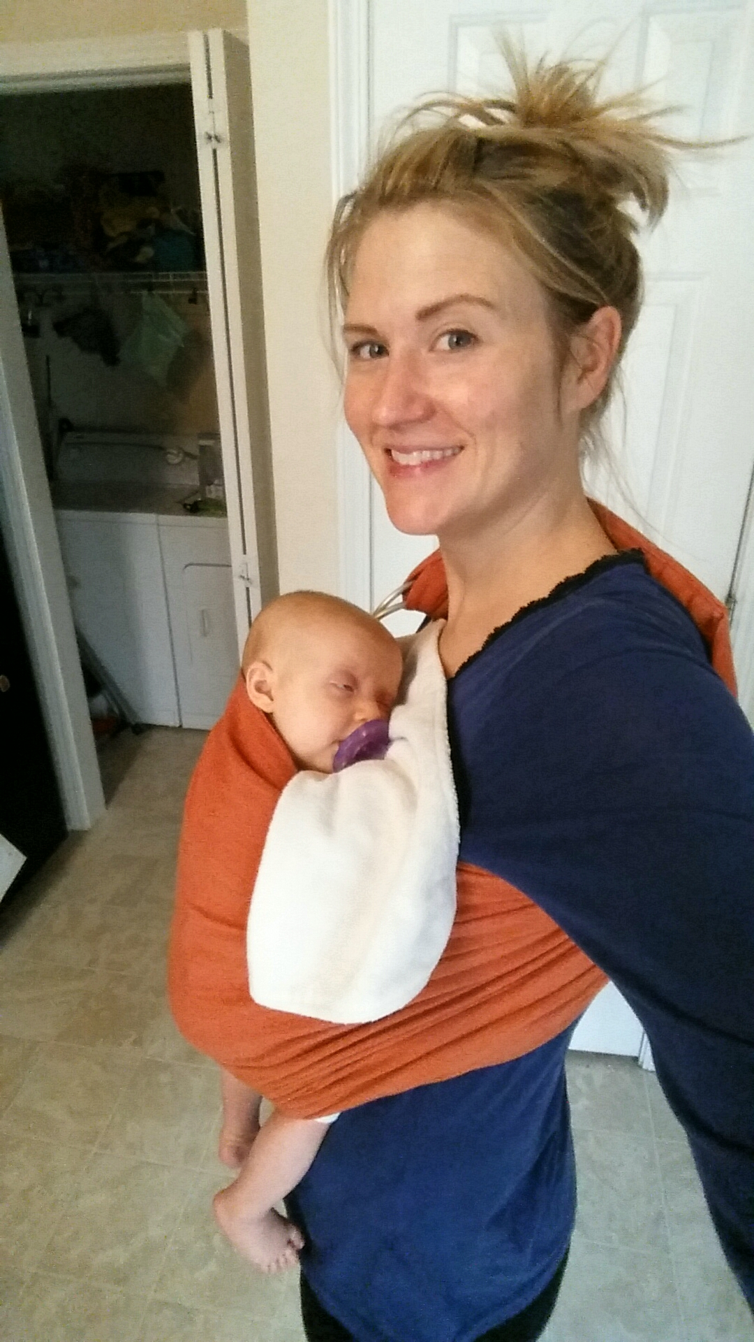 Baby Wearing – The Ring Sling