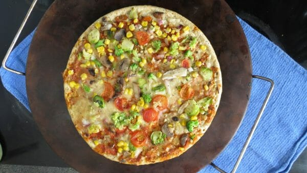 Best {healthy} Frozen Pizza